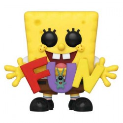 Figurine Pop Spongebob with Fun Edition Limitée Funko Boutique Geneve Suisse