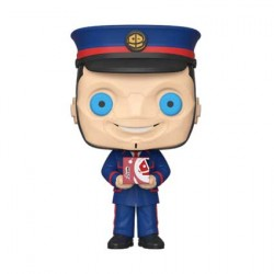 Figurine Pop TV Doctor Who The Kerblam Man Funko Boutique Geneve Suisse