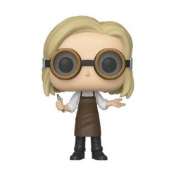 Figurine Pop TV Doctor Who 13th Doctor with Goggles Funko Boutique Geneve Suisse