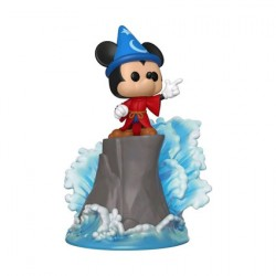 Figurine Pop Movie Moments Disney Fantasia Sorcerer Mickey Edition Limitée Funko Boutique Geneve Suisse