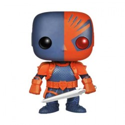Figurine Pop Batman Deathstroke (Vaulted) Funko Boutique Geneve Suisse