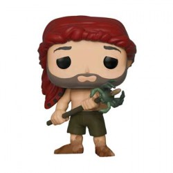 Figur Pop Cast Away Chuck Noland with Spear Crab Limited Edition Funko Geneva Store Switzerland