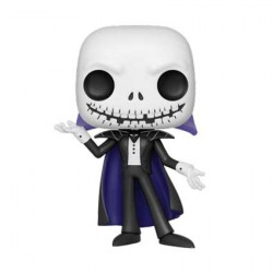 Figurine Pop Disney Nightmare Before Christmas Vampire Jack Funko Boutique Geneve Suisse