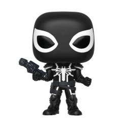 Figurine Pop Spider-Man Agent Venom Edition Limitée Funko Boutique Geneve Suisse