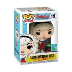 Figurine Pop SDCC 2019 Sabrina the Teenage Witch Sabrina with Cauldron Edition Limitée Funko Boutique Geneve Suisse