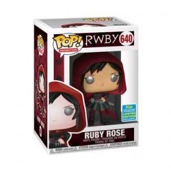 Figuren Pop SDCC 2019 RWBY Ruby Rose with Hood Limitierte Auflage Funko Genf Shop Schweiz