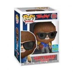 Figuren Pop SDCC 2019 Teen Wolf Scott Howard Limitierte Auflage Funko Genf Shop Schweiz