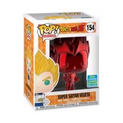 Figuren Pop SDCC 2019 Dragon Ball Z Vegeta Red Chrome Limitierte Auflage Funko Genf Shop Schweiz