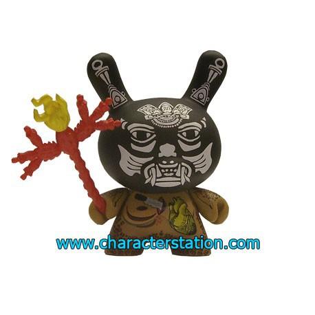 Figur Dunny Azteca 2 by Izzie Ramirez Kidrobot Geneva Store Switzerland