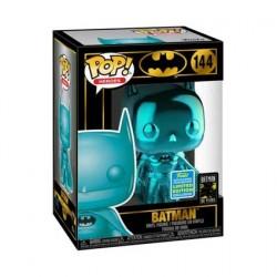 Figurine Pop SDCC 2019 Batman Teal Chrome Edition Limitée Funko Boutique Geneve Suisse