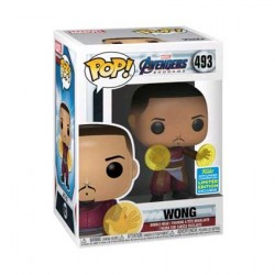 Figurine Pop SDCC 2019 Marvel Endgame Wong Edition Limitée Funko Boutique Geneve Suisse