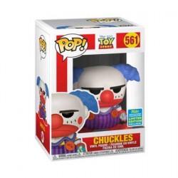 Figurine Pop SDCC 2019 Disney Toy Story Chuckles Edition Limitée Funko Boutique Geneve Suisse
