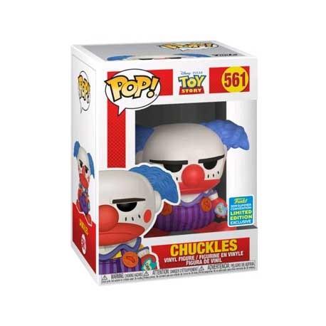 Figuren Pop SDCC 2019 Disney Toy Story Chuckles Limitierte Auflage Funko Genf Shop Schweiz