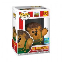 Figur Pop SDCC 2019 Disney Toy Story Mr. Pricklepants Limited Edition Funko Geneva Store Switzerland