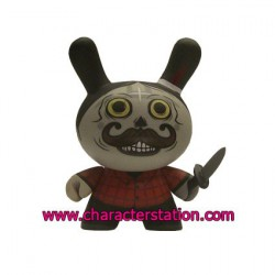 Dunny Azteca 2 Grey by Saner
