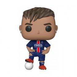 Figurine Pop Football Neymar da Silva Santos Jr Paris Saint-Germain (Rare) Funko Boutique Geneve Suisse