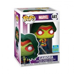 Figurine Pop SDCC 2019 Marvel Guardians of the Galaxy Gamora Classic Edition Limitée Funko Boutique Geneve Suisse