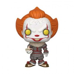 Figur Pop 25 cm It Chapter 2 Pennywise with Boat Funko Geneva Store Switzerland