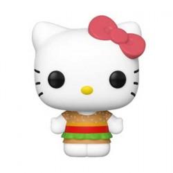Figur Pop Sanrio Hello Kitty Burger Shop Hello Kitty Funko Geneva Store Switzerland