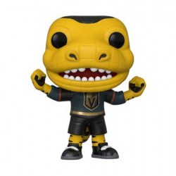 Figur Pop Sport NHL Hockey Mascots Knights Chance Gila Monster Funko Geneva Store Switzerland