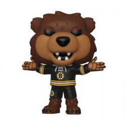 Figurine Pop Sport Hockey NHL Mascots Bruins Blades Funko Boutique Geneve Suisse
