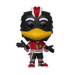Figur Pop Sport Hockey NHL Mascots Blackhawks Tommy Hawk Funko Geneva Store Switzerland