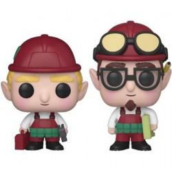 Figuren Pop Holiday Randy and Rob 2-Pack Funko Genf Shop Schweiz