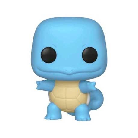 Figuren Pop Pokemon Squirtle (Rare) Funko Genf Shop Schweiz