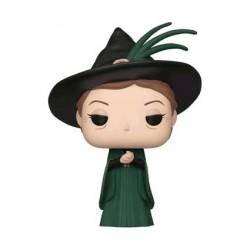 Figurine Pop Harry Potter Minerva McGonagall Yule Funko Boutique Geneve Suisse