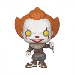 Figurine Pop It Chapter 2 Pennywise with Blade Edition Limitée Funko Boutique Geneve Suisse