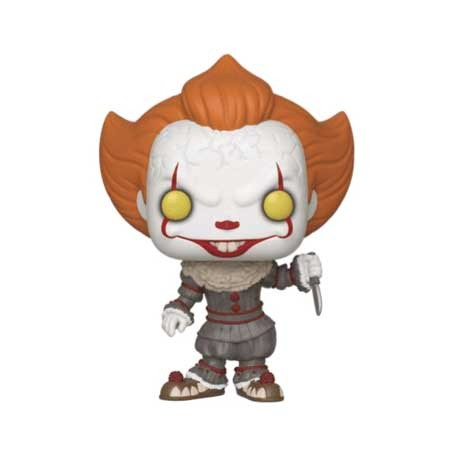 Figur Pop It Chapter 2 Pennywise with Blade Limited Edition Funko Geneva Store Switzerland