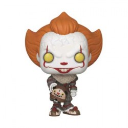 Figurine Pop It Chapter 2 Pennywise with Beaver Hat Edition Limitée Funko Boutique Geneve Suisse