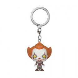 Figurine Pop Pocket Porte-clés It Chapter 2 Pennywise with Open Arms Funko Boutique Geneve Suisse