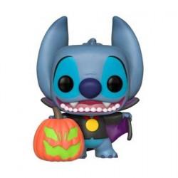 Figurine Pop Stitch Halloween Edition Limitée Funko Boutique Geneve Suisse