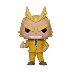 Figur Pop Anime My Hero Academia Teacher All Might Funko Geneva Store Switzerland