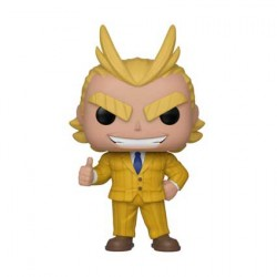 Figurine Pop Anime My Hero Academia Teacher All Might Funko Boutique Geneve Suisse