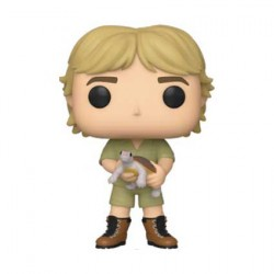 Figur Pop TV Crocodile Hunter Steve Irwin Limited Chase Edition Funko Geneva Store Switzerland