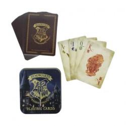 Figur Harry Potter Hogwarts Castle Playing Cards Paladone Geneva Store Switzerland