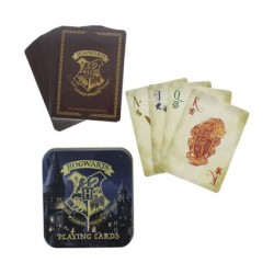 Figurine Jeu de Cartes Harry Potter Hogwarts Castle Paladone Boutique Geneve Suisse