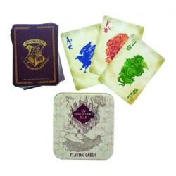 Figuren Harry Potter Marauder's Map Playing Cards Paladone Genf Shop Schweiz