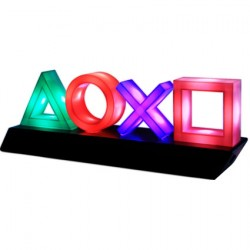 Figurine Lampe Led Playstation Icons Paladone Boutique Geneve Suisse