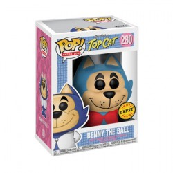 Figurine Pop Hanna Barbera Benny The Ball Chase Edition Limitée Funko Boutique Geneve Suisse