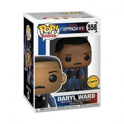 Figurine Pop Bright Daryl Ward Chase Edition Limitée (Will Smith) Funko Boutique Geneve Suisse