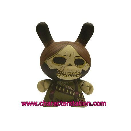 Figur Dunny Azteca 2 by Oscar Mar Kidrobot Dunny and Kidrobot Geneva