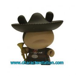 Dunny Azteca 2 par OCHOstore Black