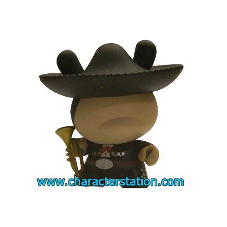 Figurine Dunny Azteca 2 par OCHOstore Black Kidrobot Dunny et Kidrobot Geneve