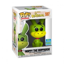 Figur Pop SDCC 2019 The Flintstones Hoppy the Hopparoo Limited Edition Funko Geneva Store Switzerland