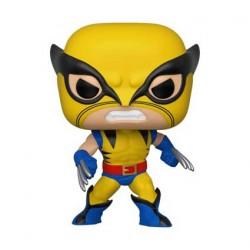 Figuren Pop Marvel 80th Anniversary First Appearance Wolverine Funko Genf Shop Schweiz