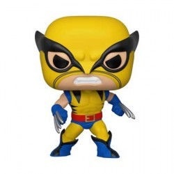Figurine Pop Marvel 80th Anniversary First Appearance Wolverine Funko Boutique Geneve Suisse
