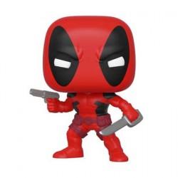 Figur Pop Marvel 80th Anniversary First Appearance Deadpool Funko Geneva Store Switzerland